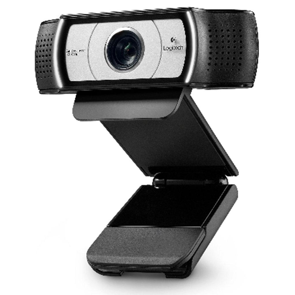 Mit der »C930e«-Webcam will Logitech seinen Business-Kunden die höchstmögliche Videoqualität und praktische Funktionen für Konferenzgespräche bieten.