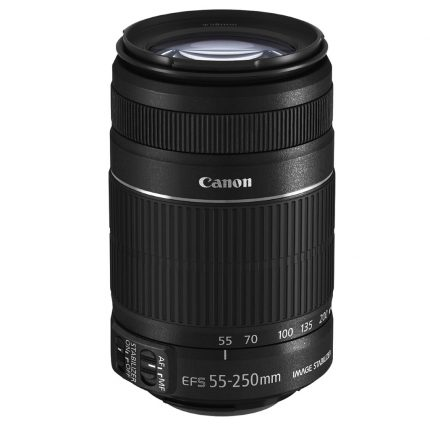 Canon EF-S 55-250mm 4,0-5,6 IS II Objektiv für EOS